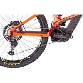 Orbea Wild FS M-Team orange/black